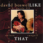 David Boswell – I Like That